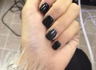 Manucure du mois : Dark Nails for November