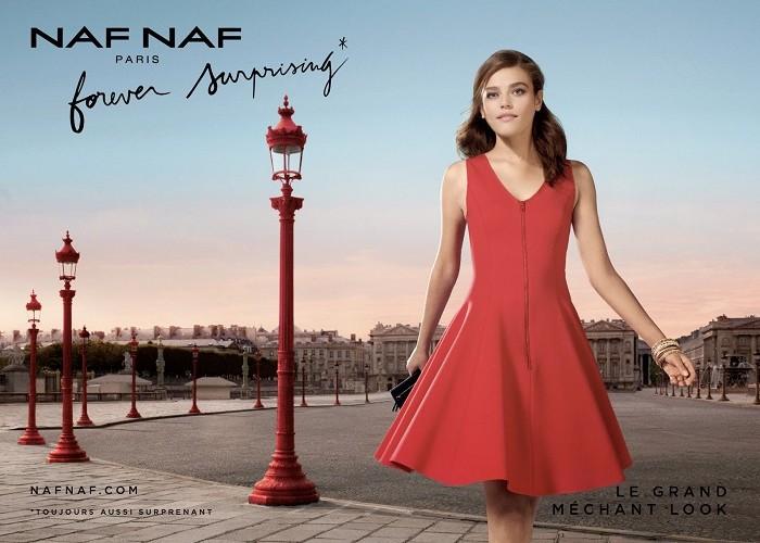 la mode by naf naf by fannyby fanny. Black Bedroom Furniture Sets. Home Design Ideas