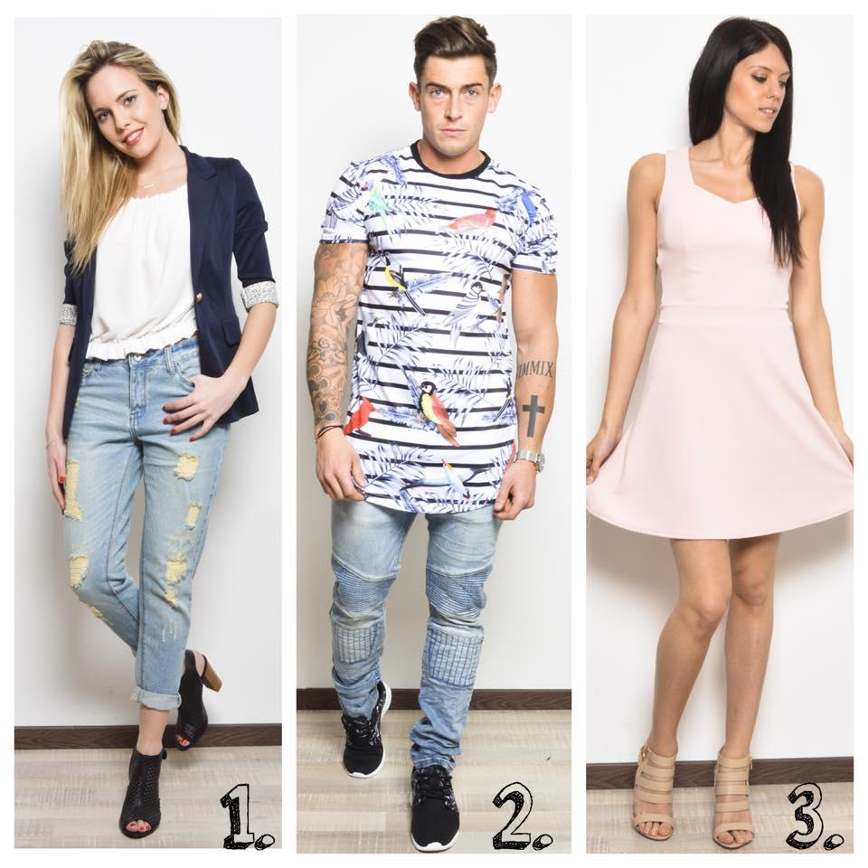 Quelles tenues vous préférez ?