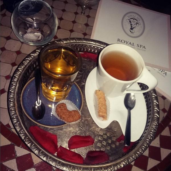 teatime royalspa