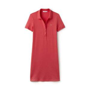 robe-rose-lacoste